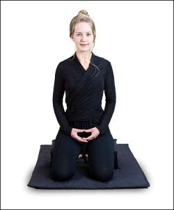 medytacja ławeczka pozycje